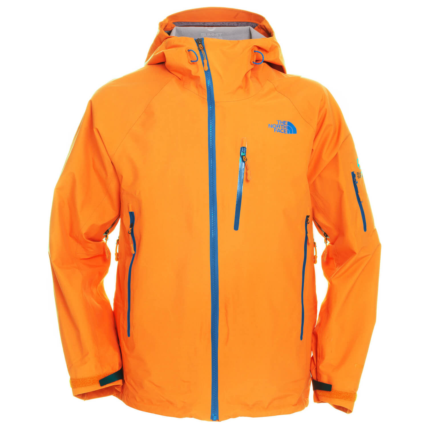 the north face gore tex pro jacket orange northfacewholesale. Black Bedroom Furniture Sets. Home Design Ideas