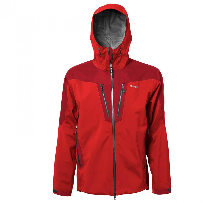 Regenjacke Lithang Lithang Sherpa Jacket Sherpa TFJlK1cu3