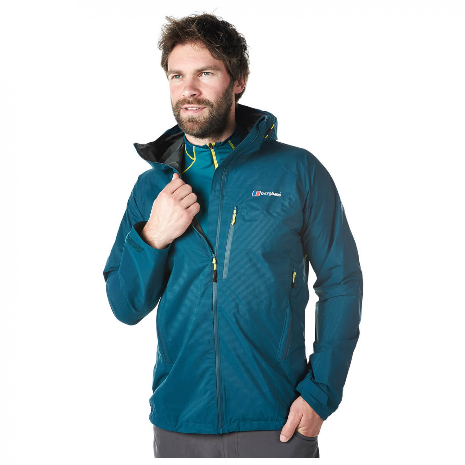 competitive price 238e8 fc07c Berghaus - Light Speed Hydroshell Jacket - Waterproof jacket