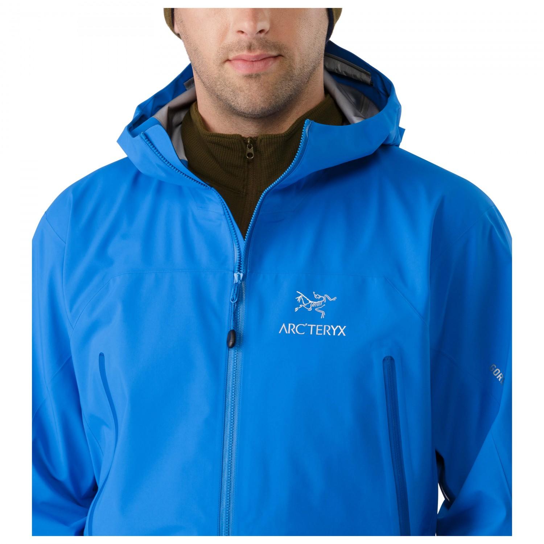 Arc'teryx Zeta AR Jacket Regnjakke
