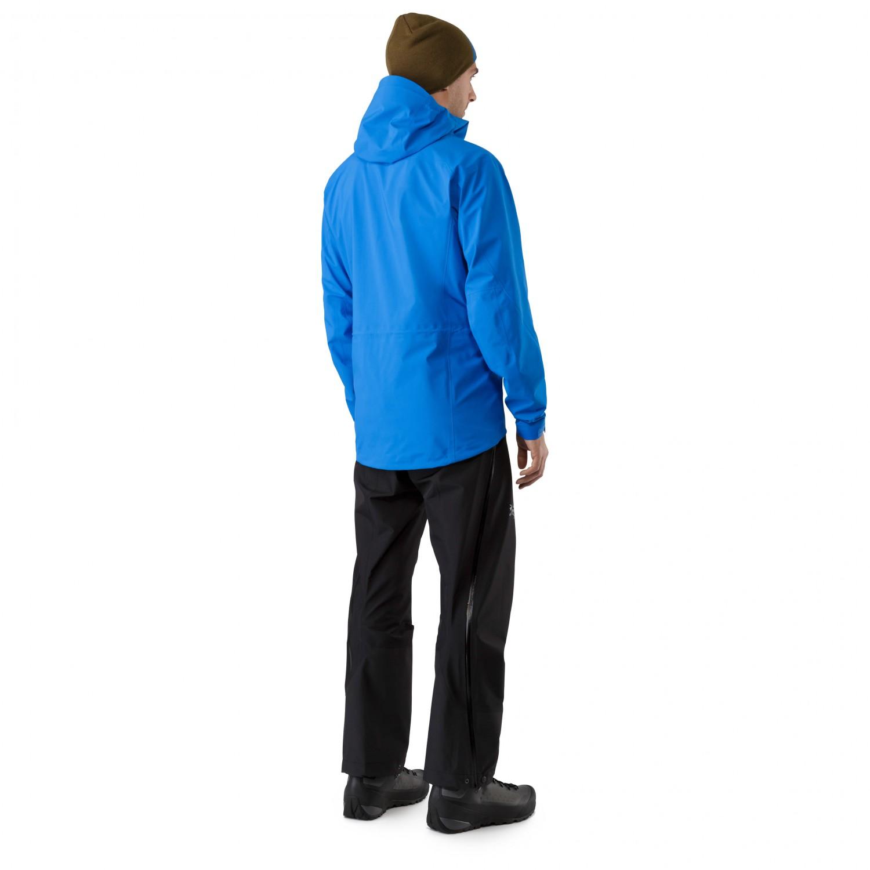 fdfa6a7e9 Arc'teryx - Zeta AR Jacket - Waterproof jacket - Neptune   L