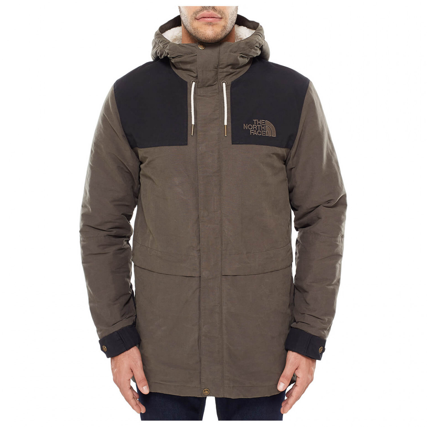 the north face 1985 sherpa mountain jacket mantel online kaufen. Black Bedroom Furniture Sets. Home Design Ideas