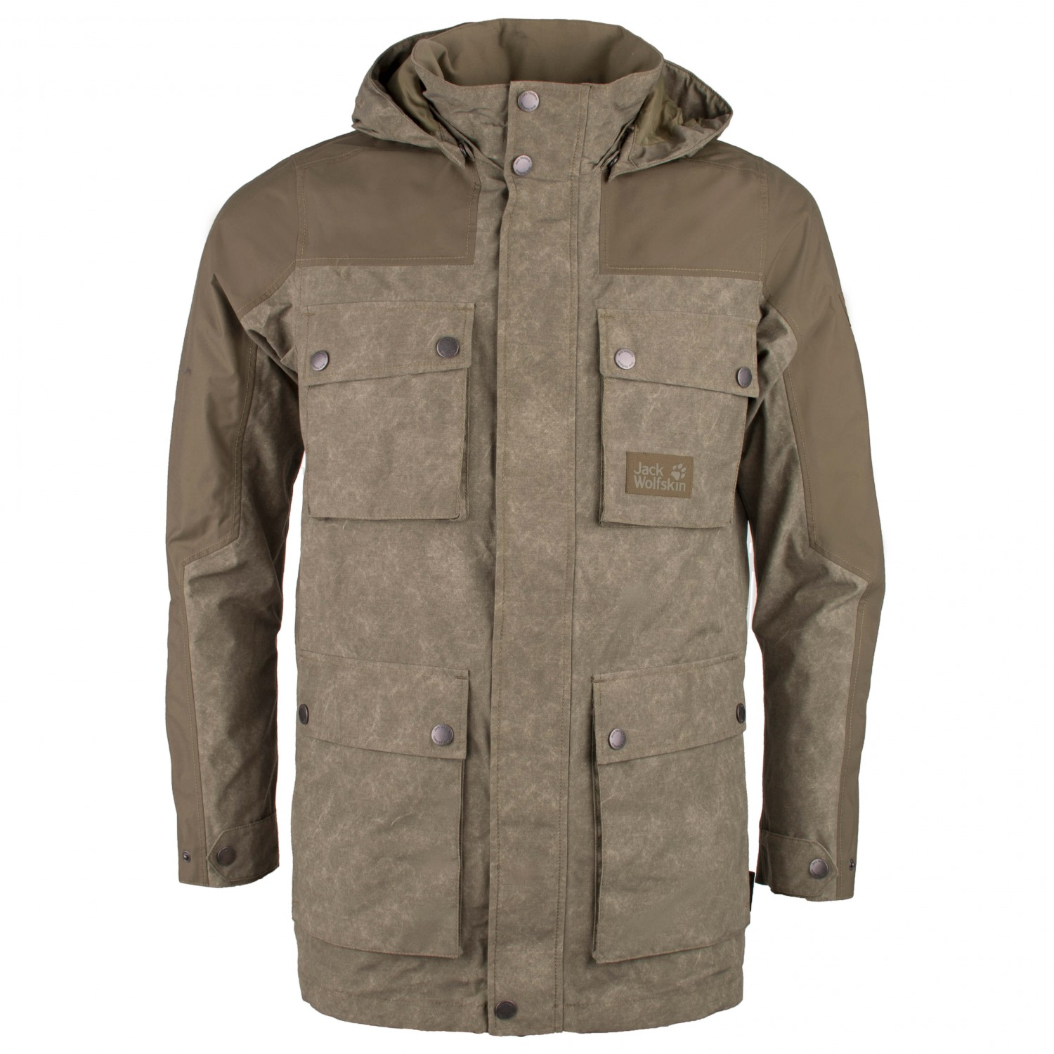 5414c980eba Jack Wolfskin Cavendish Jacket - Coat Men's | Free EU Delivery ...
