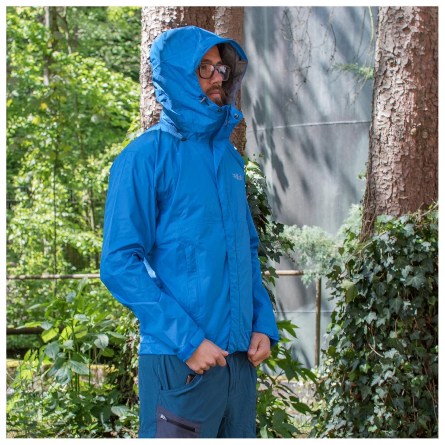 Rab Downpour Jacket Hardshelljacke