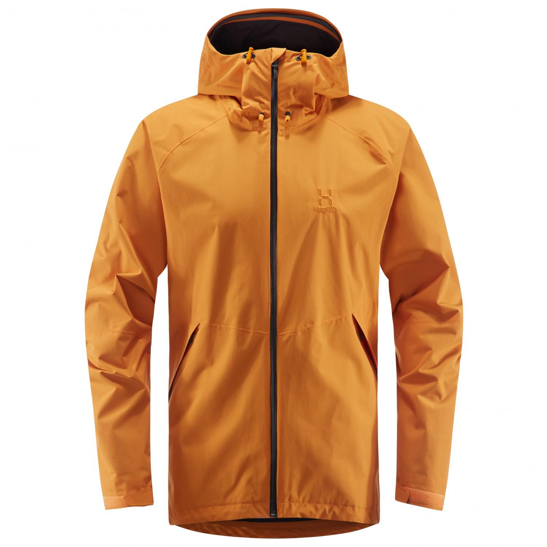 Haglöfs Esker Jacket Regenjacke Tarn Blue | S