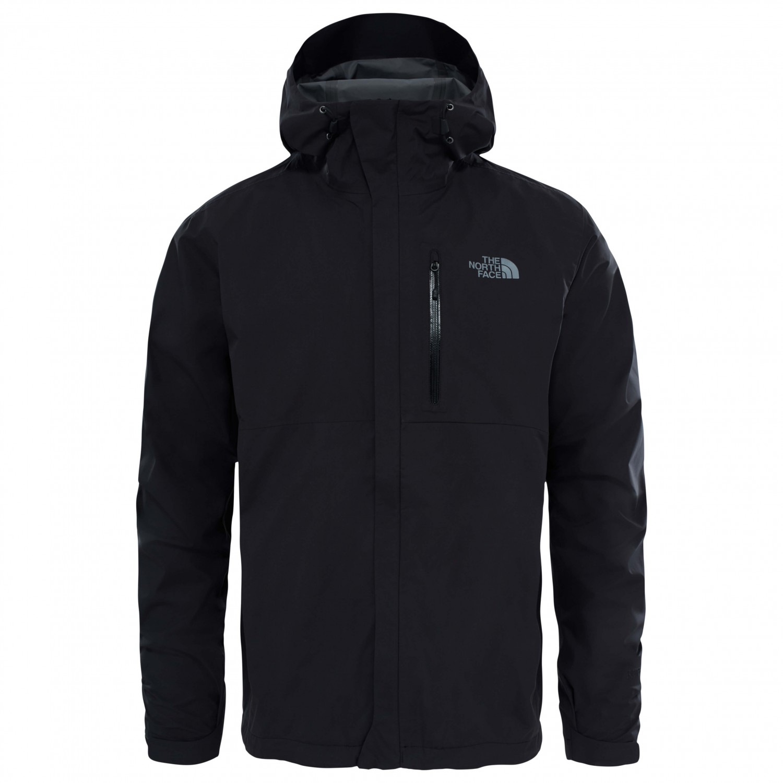 Impermeable Jacket Chaqueta North The Envío Dryzzle Face Hombre nqFXpptaW