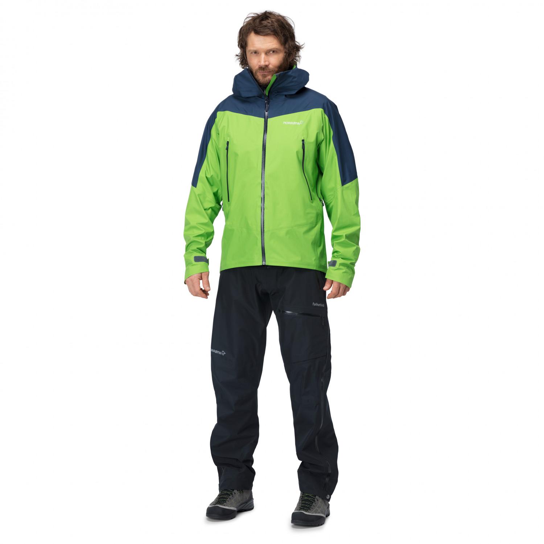 62a4db90 Norrøna Falketind Gore-Tex Jacket - Waterproof Jacket Men's | Free ...