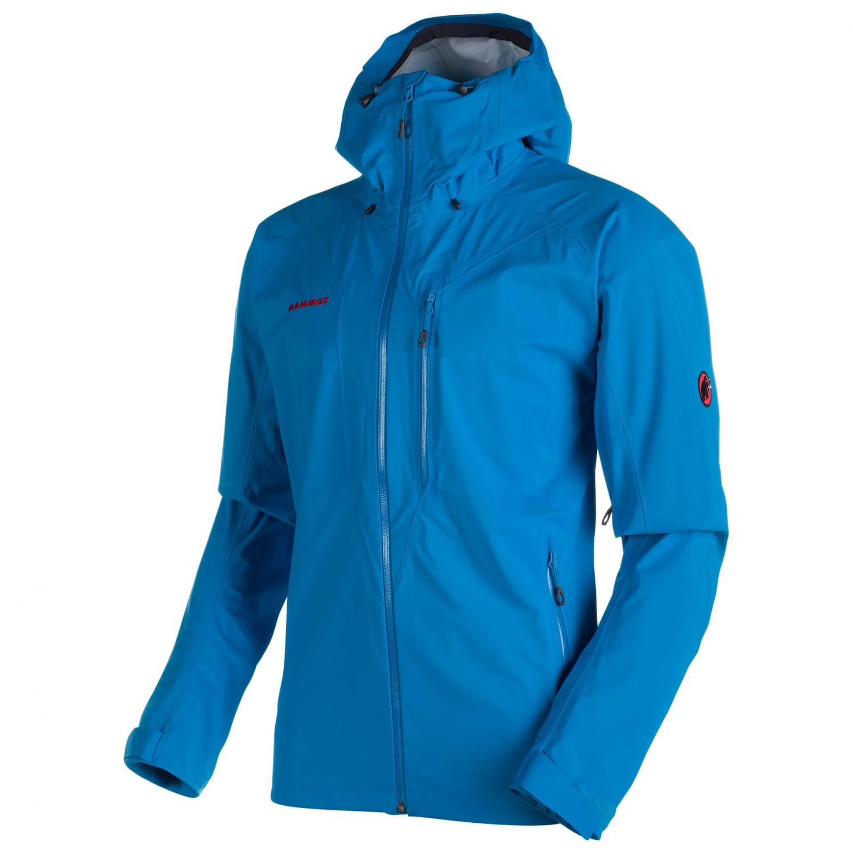 8d50eed9 Mammut Kento HS Hooded Jacket - Waterproof jacket Men's | Buy online ...
