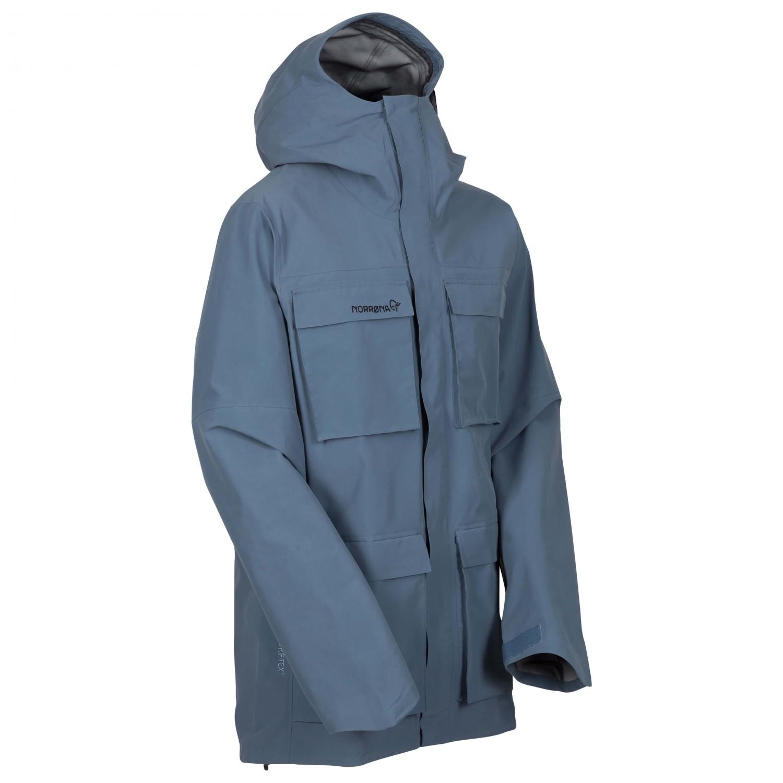 Outdoor mantel gore tex