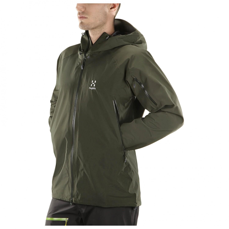5ccffe9d5 Haglöfs - Roc Spirit Jacket - Waterproof jacket