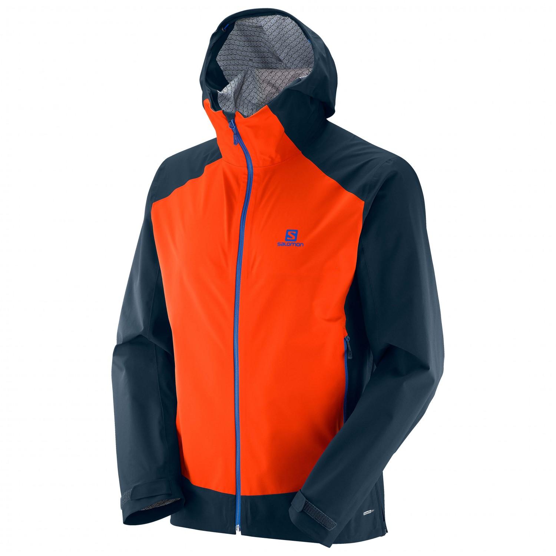 Salomon La Cote Stretch 2.5L Jacket Hardshelljacke Herren MecrC