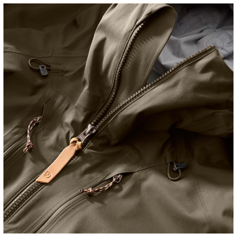 b7c791a3 Fjällräven Keb Eco-Shell Anorak - Waterproof Jacket Men's   Buy ...
