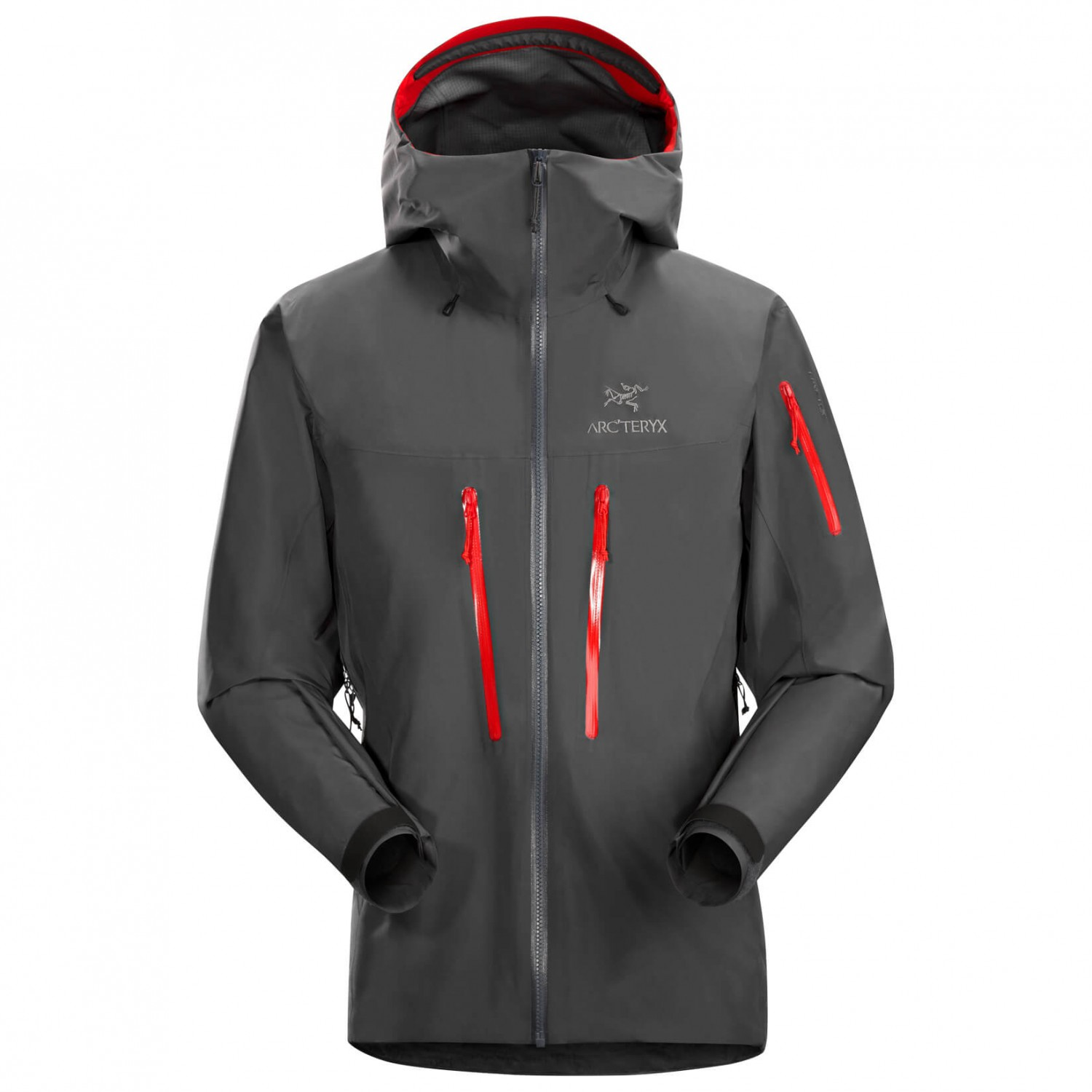 fa85bbfecec Arc'teryx Alpha SV Jacket - Waterproof Jacket Men's | Free UK ...
