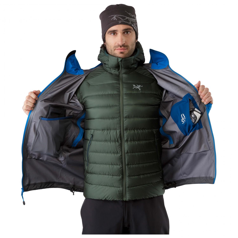 arc teryx beta sv jacket mens
