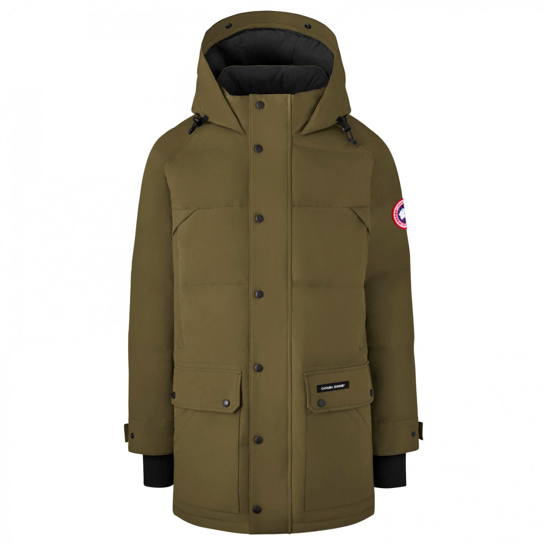 Canada Goose Emory Parka - Coat Men s  2550c3b9e4a6