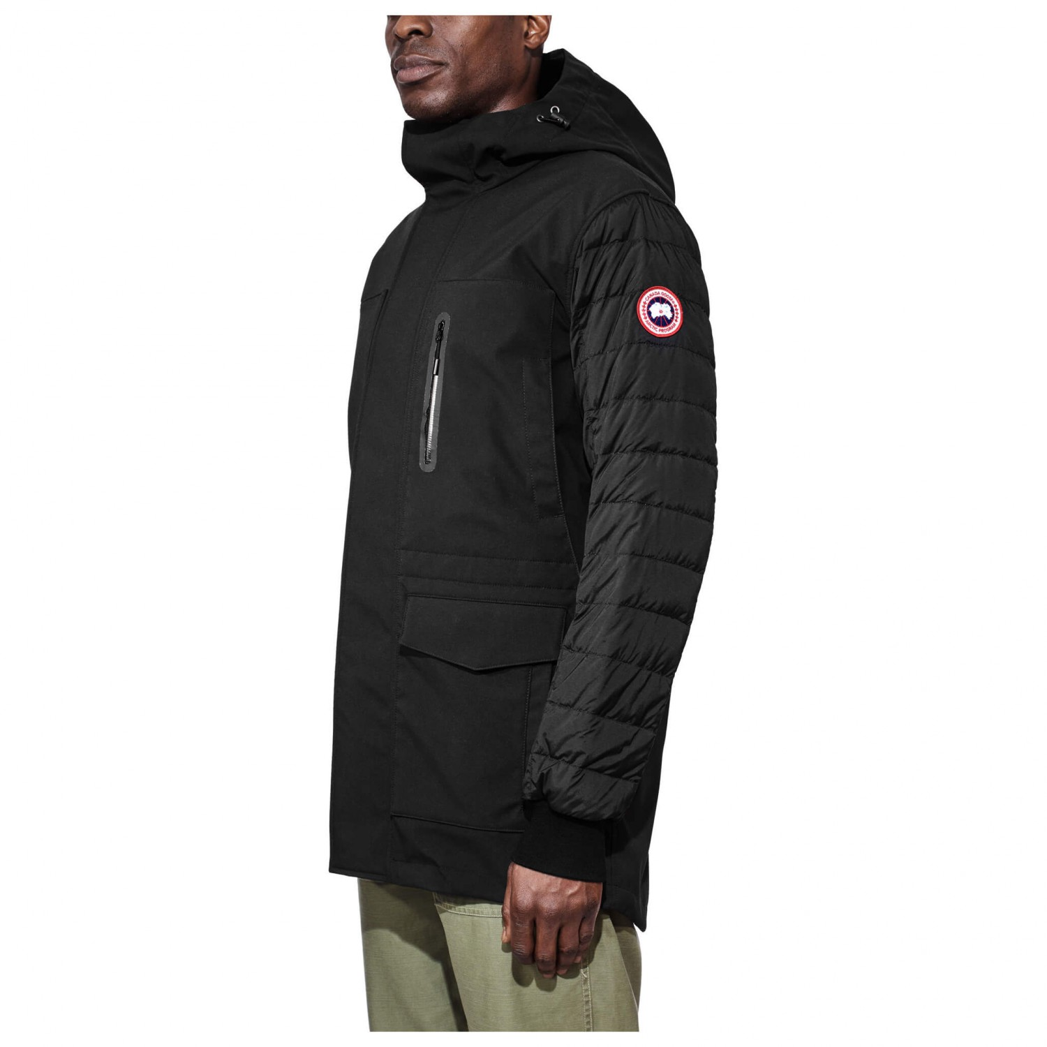 canada goose gilet second hand