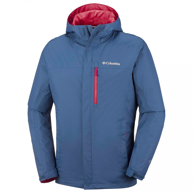 Pouring II Adventure Columbia Jacket Waterproof jacket OPiXkuZwT