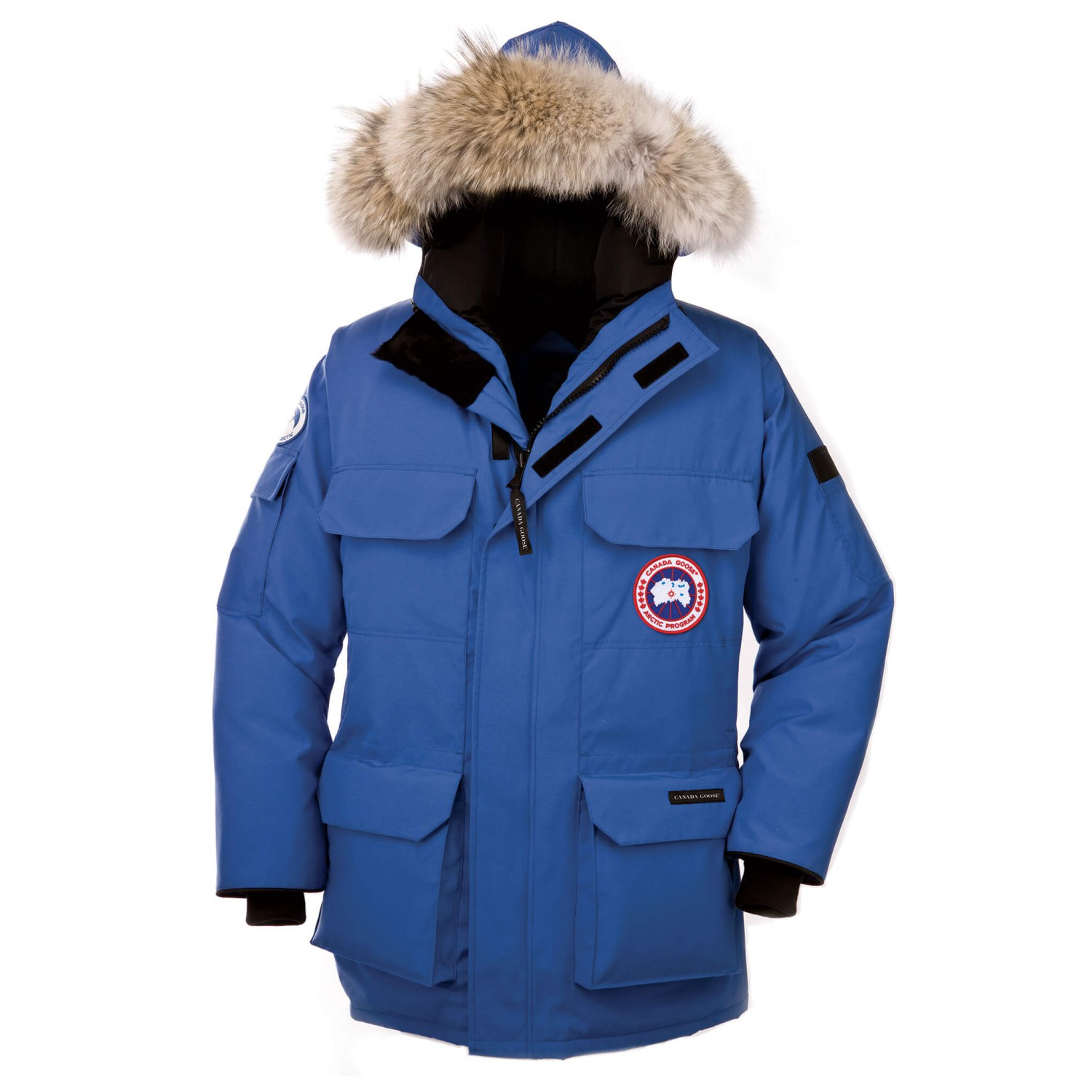 royal blue canada goose jacket