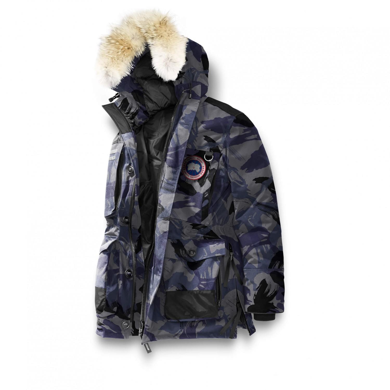 veste canada goose homme camouflage