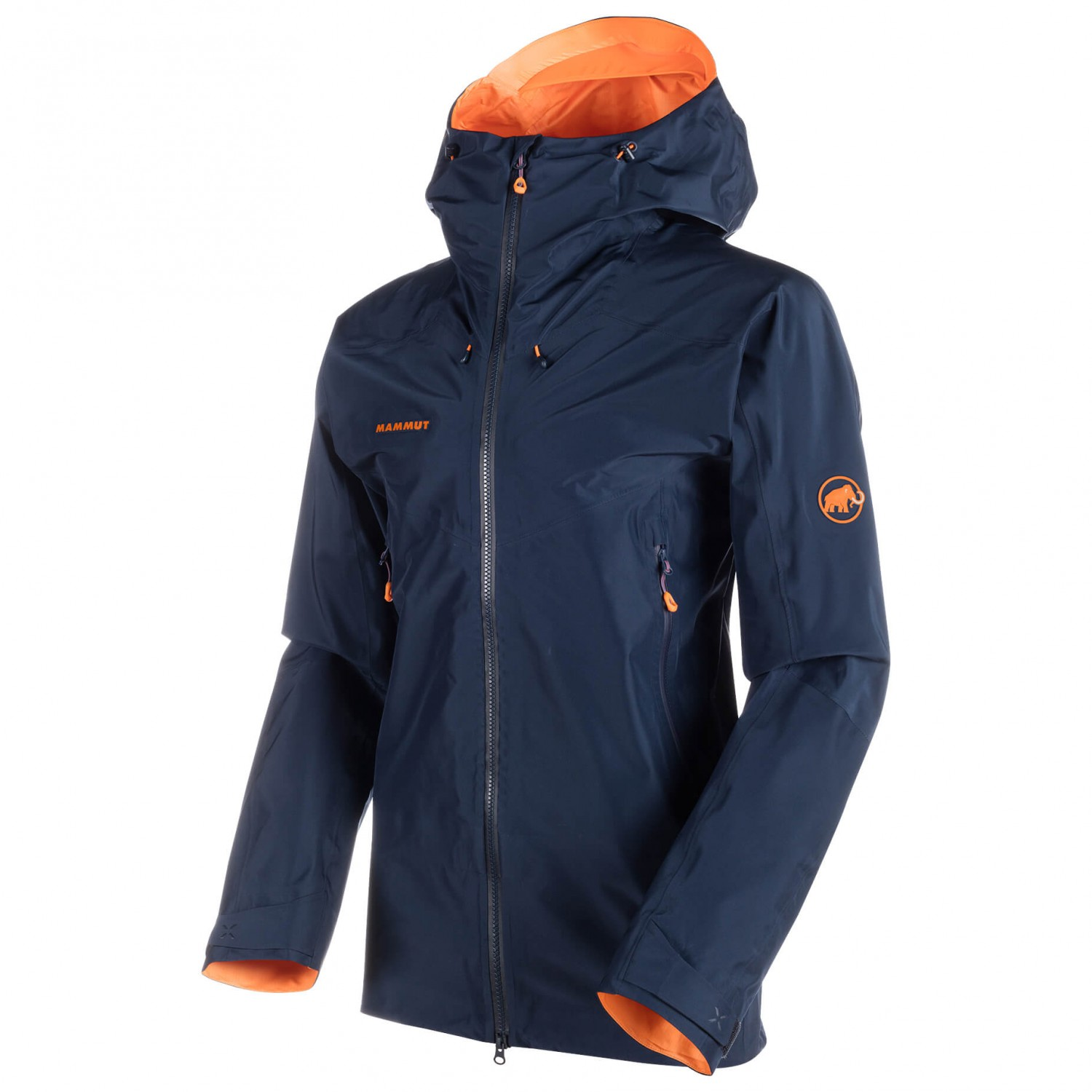 Mammut Nordwand Advanced Hardshell Hooded Jacket Herr