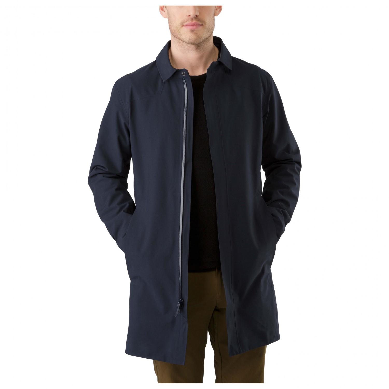 Arc'teryx Keppel Trench Coat Jas Griz | S