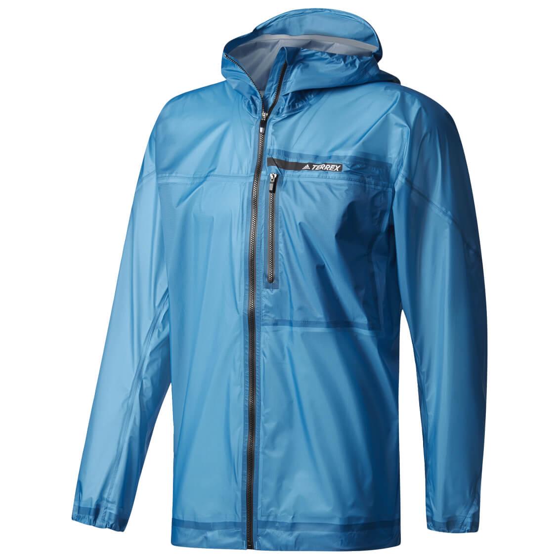 Adidas Terrex Agravic 3L Jacket Hardshelljacke Herren