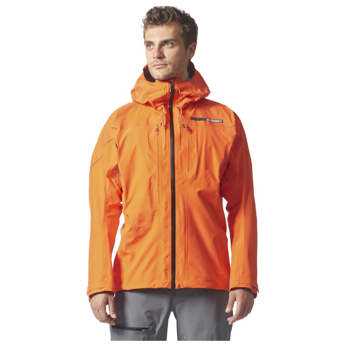 GTX Techrock adidas Terrex Hardshelljacke Jacket Hooded dQshrtCx