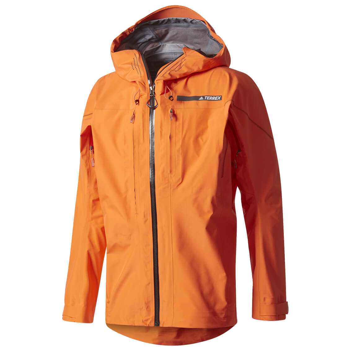 Adidas Terrex Techrock GTX Hooded Jacket Veste hardshell