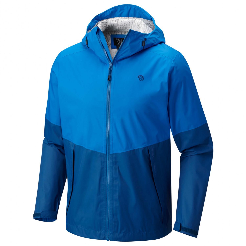 Mountain Hardwear Exponent Jacket Waterproof Jacket Men