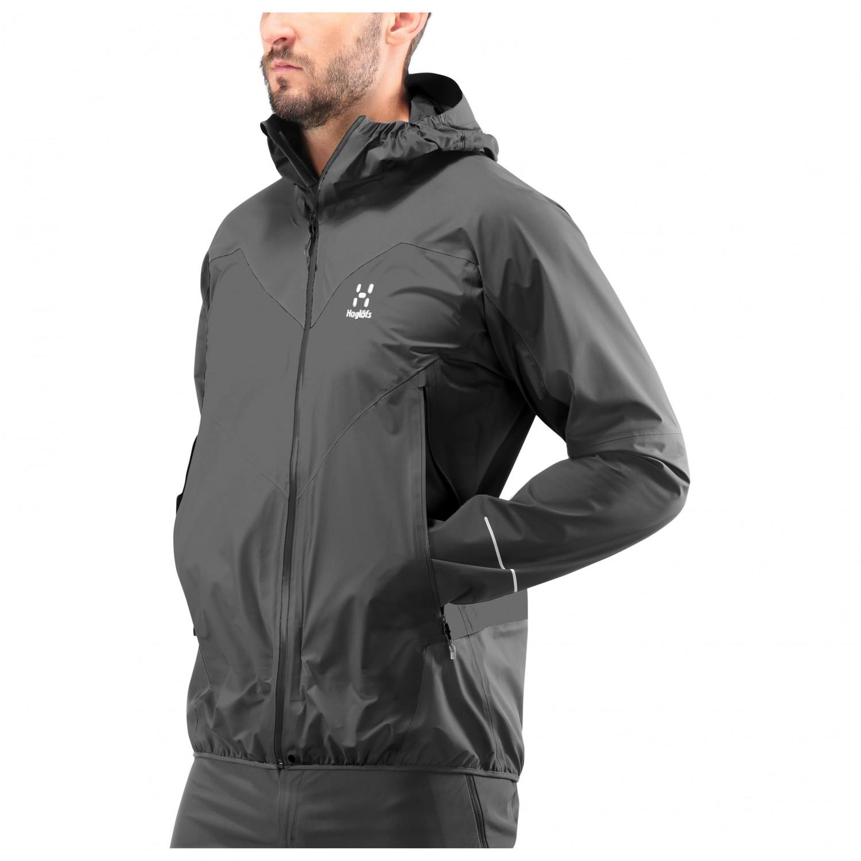 L Giacca Porto Jacket Uomo franco Haglöfs hardshell Comp M I dPqdSwTX