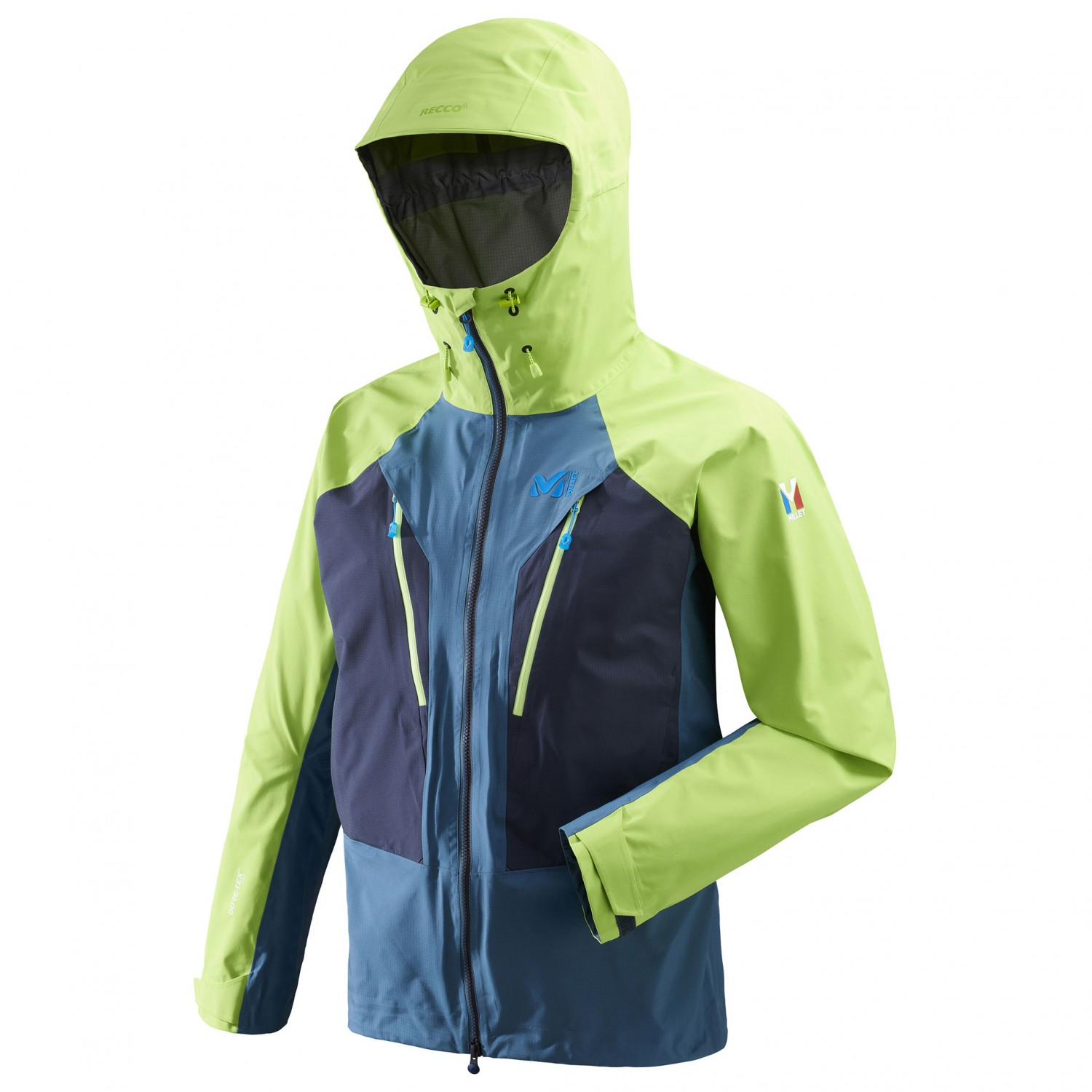 new concept a09b2 9416a Millet - Trilogy V Icon Dual GTX Pro Jacket - Waterproof jacket - Indian /  Rouge   S