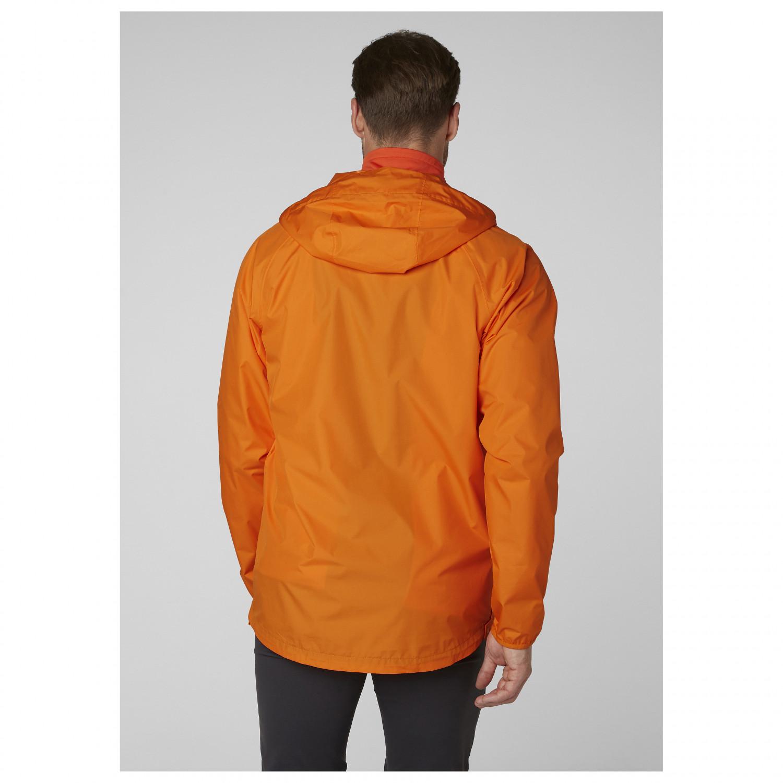 Helly Hansen Loke Packable Anorak Hardshell Jacket Men S