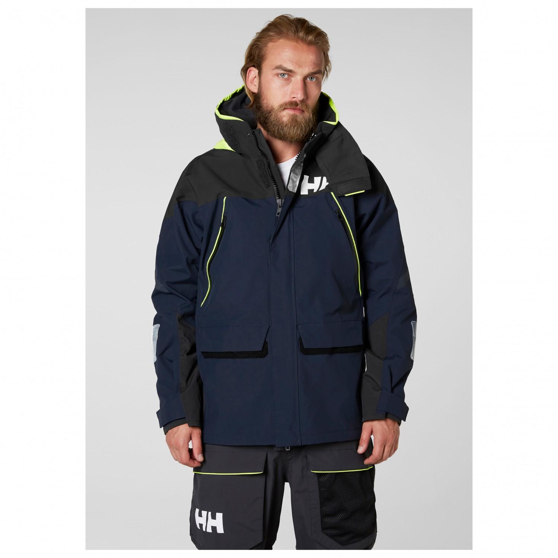 edafc9cfbd454 Helly Hansen Skagen Offshore Jacket - Waterproof jacket Men's | Free ...