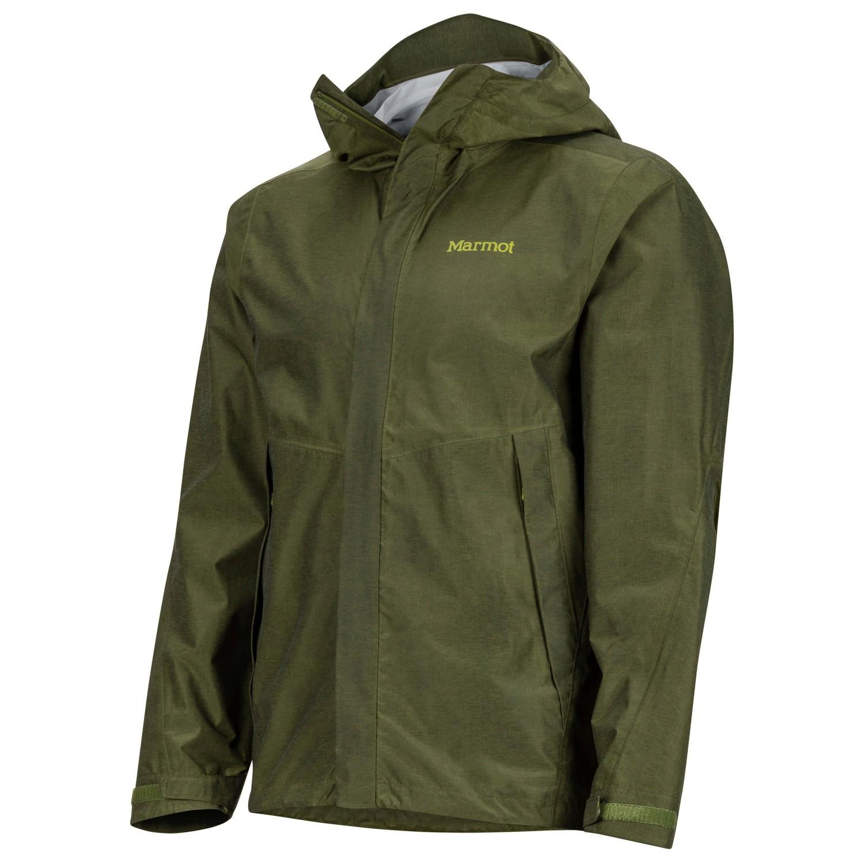 Marmot Phoenix Jacket Veste imperméable Tree Green | S