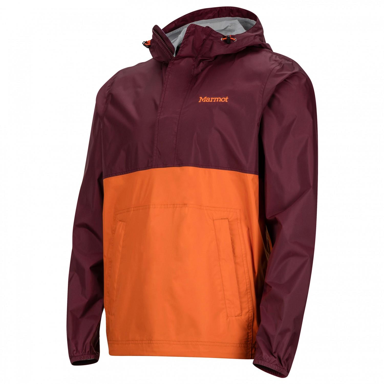 Marmot Precip Anorak Hardshell Jacket Mens Free Eu Delivery Torch Tshirt Women Burgundy Maroon Xl