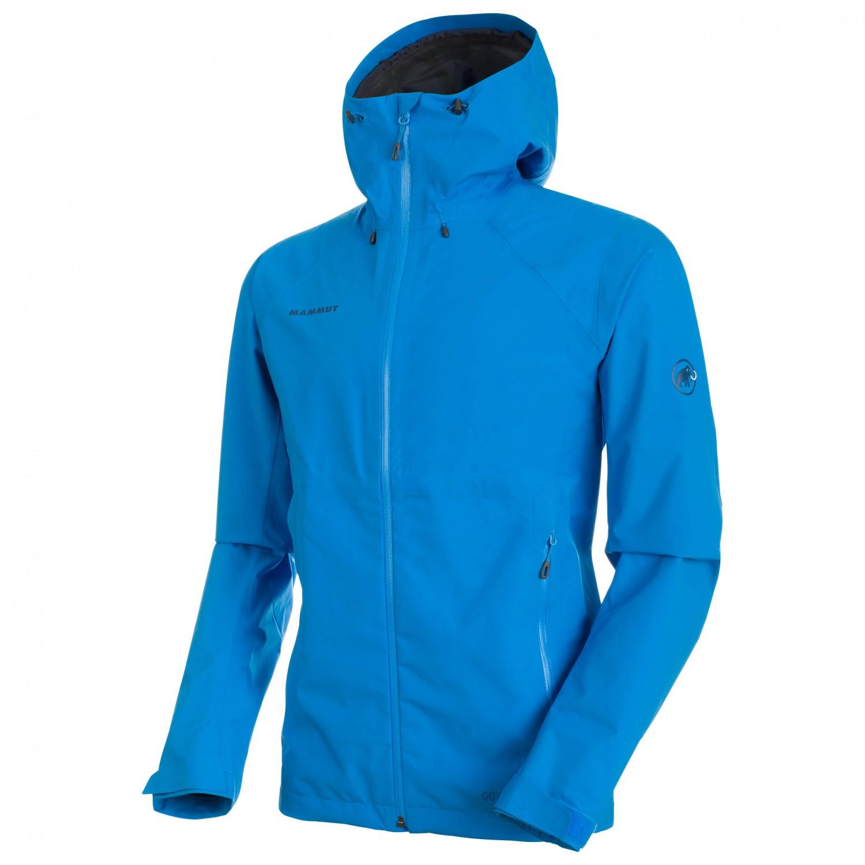 8cb7f284e Mammut - Convey Tour HS Hooded Jacket - Waterproof jacket