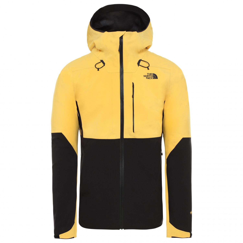 quality design 357e2 0cc47 The North Face - Apex Flex GTX 2.0 Jacket - Hardshelljacke - TNF Yellow /  TNF Black | S