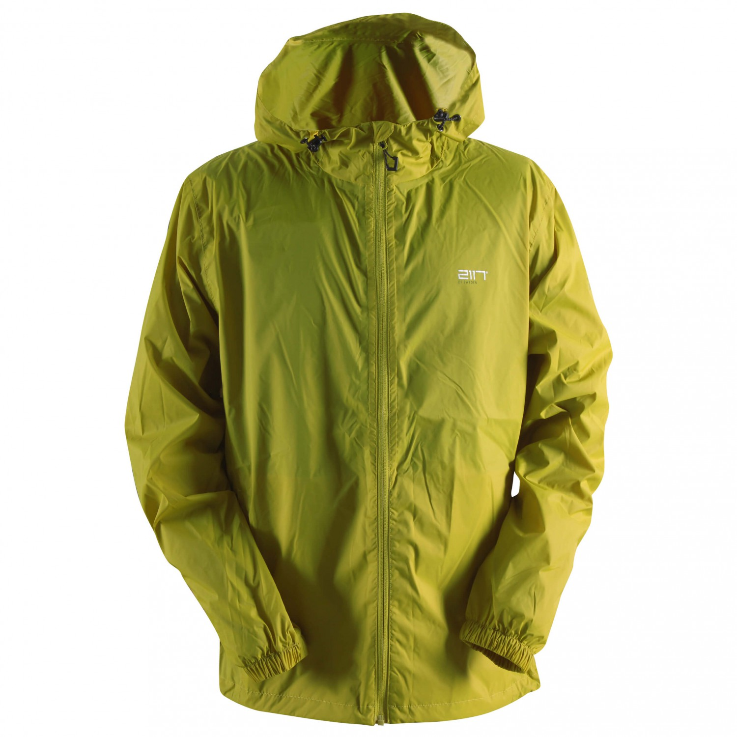 2117 of Sweden Vedum Jacket Regenjacke Green | S