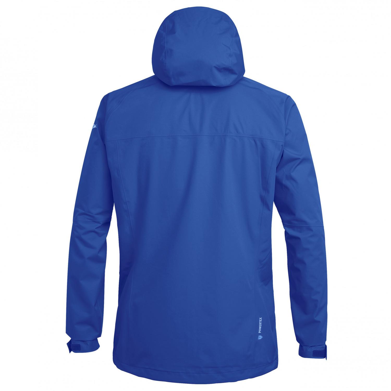 Salewa Puez Aqua 3 PTX Jacket Waterproof jacket Blue Danube 0910   46 (EU)