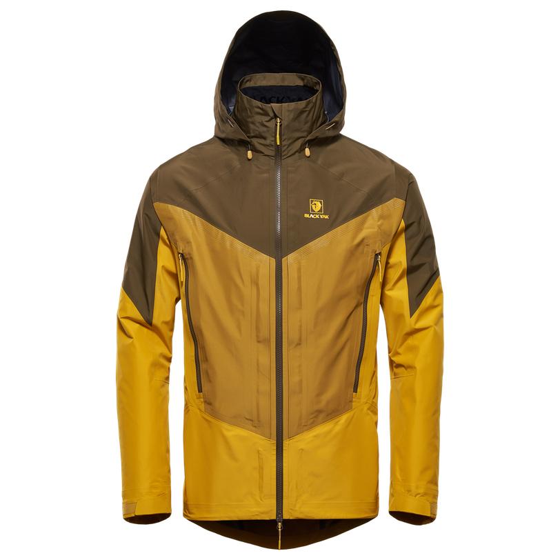 best website 813a8 77f13 Black Yak - Gore-Tex Pro Shell 3L Jacket - Regenjacke