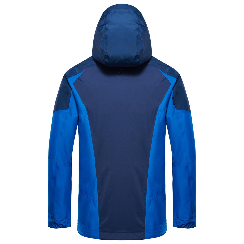 new styles 2f0f8 3d3d2 Black Yak - Kuri Jacket - Hardshelljacke - Snorkel Blue   S