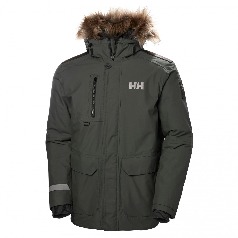 prix plus bas avec dernier style mode Helly Hansen - Svalbard Parka - Manteau - Black | S
