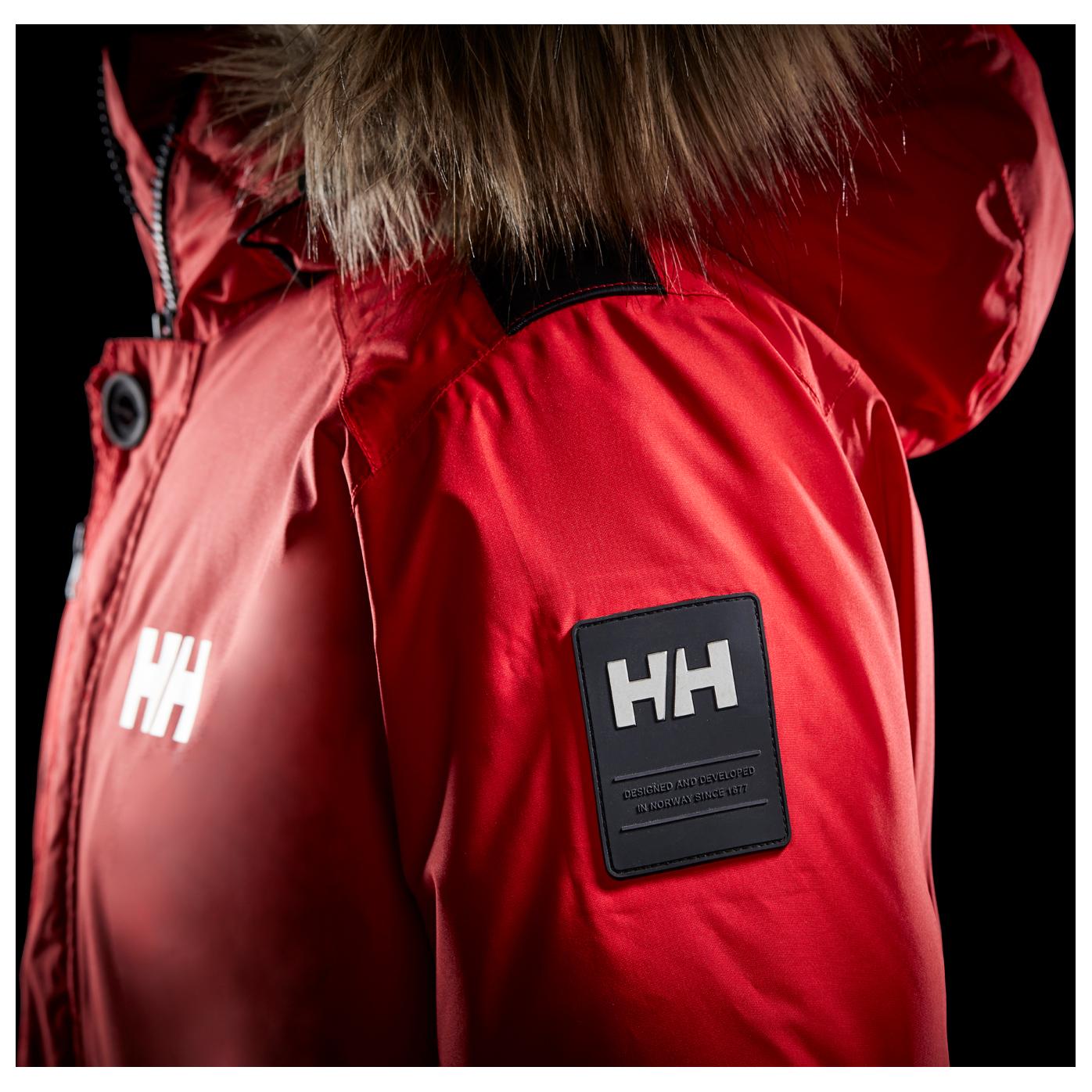 46153381692 Helly Hansen Svalbard Parka - Abrigo Hombre