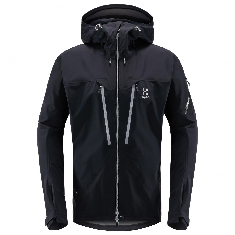 Haglöfs Spitz Jacket - Hardshelltakki Miehet  189f5942a8