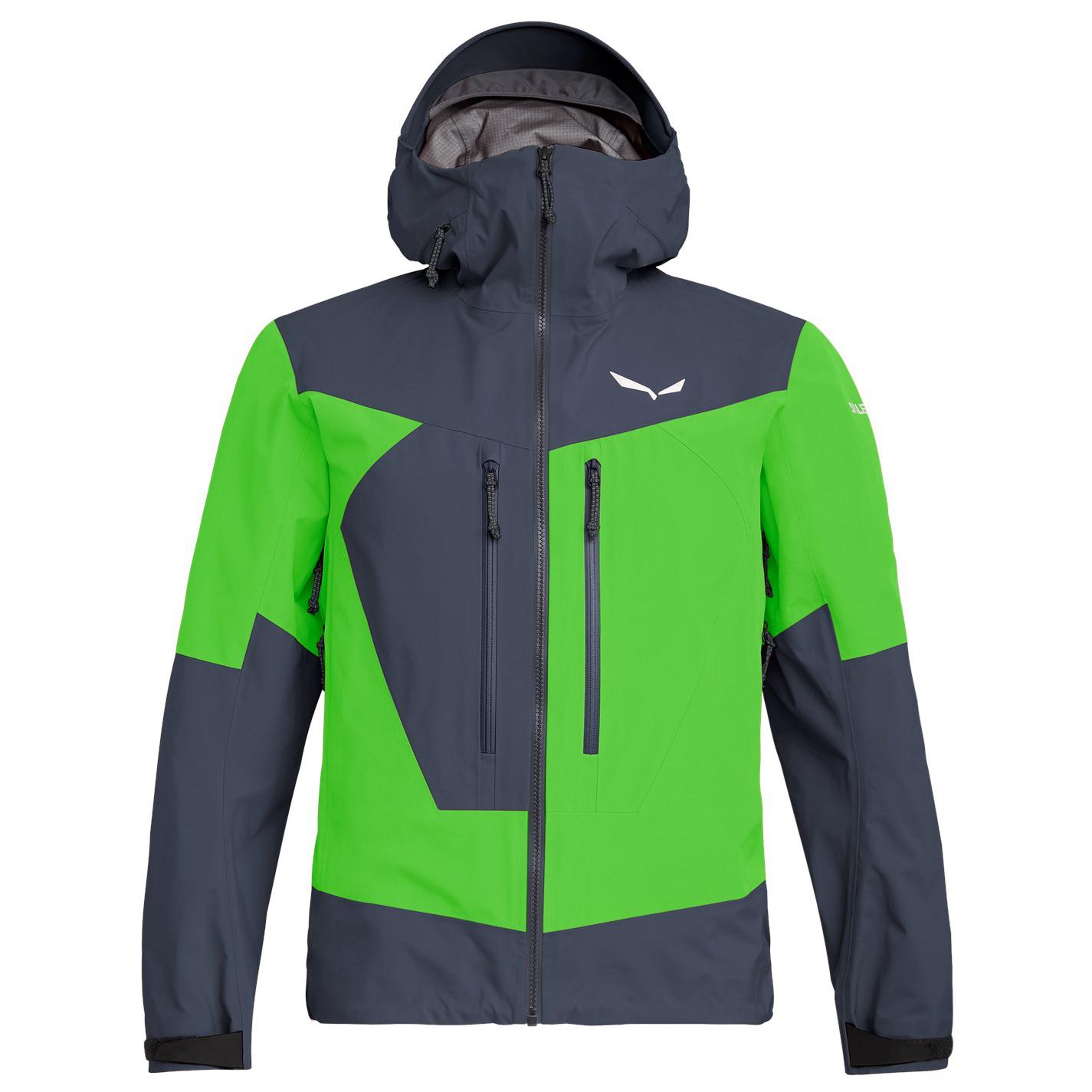 Salewa Ortles 3 GTX Pro Jacket Waterproof jacket Ombre Blue 5640 | 46 (EU)