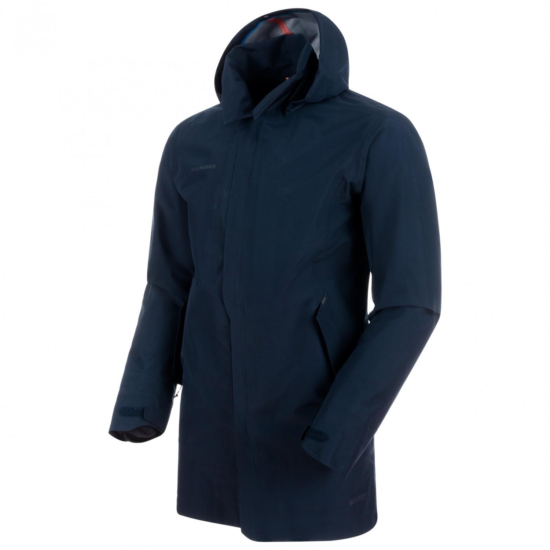 Mammut Seon 3 in 1 HS Hooded Coat - Mantel Herren ... 01614fefec