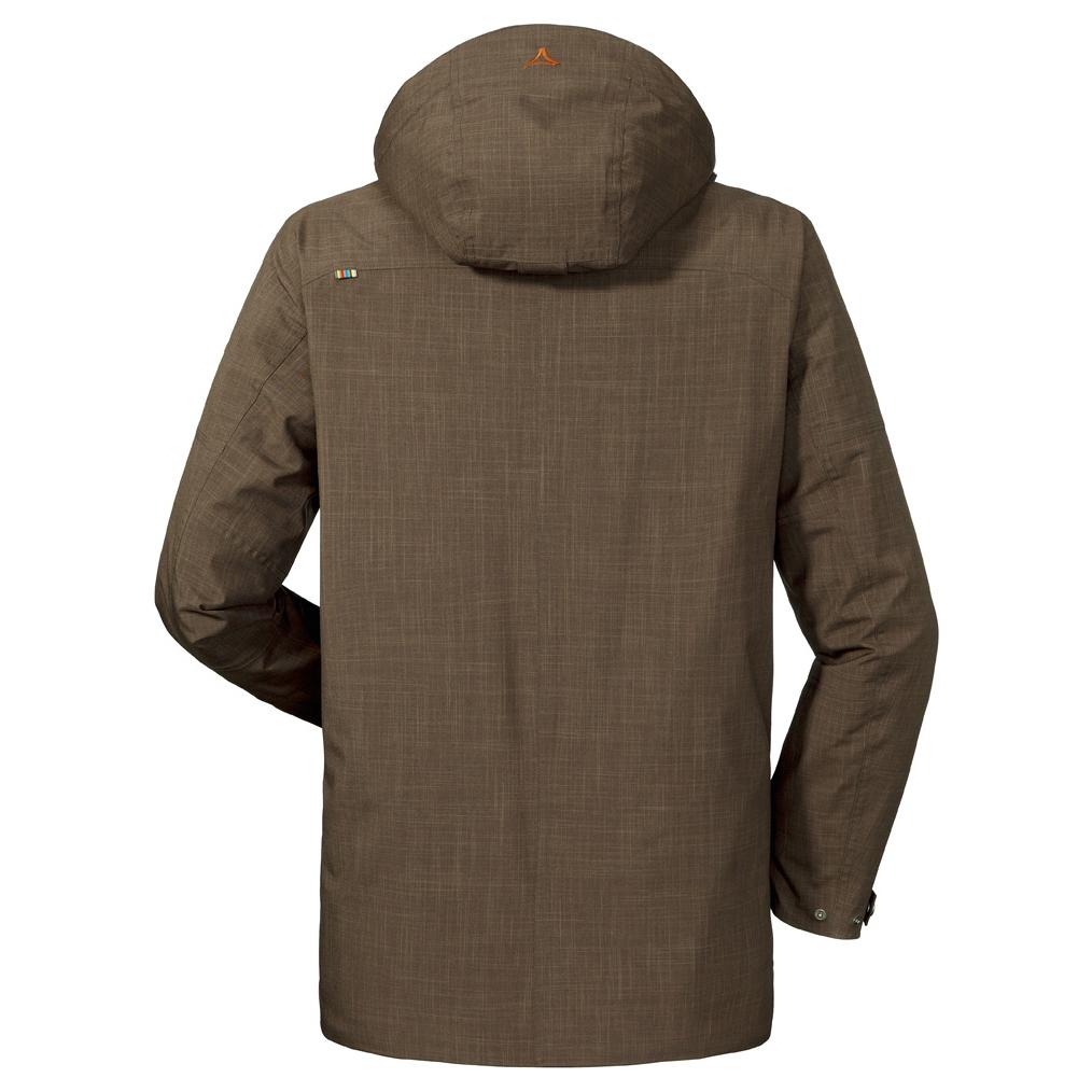 Schöffel Insulated Jacket Clipsham 1 Mantel Night Blue | 50 (EU)