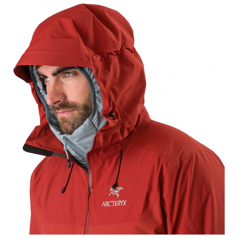 Herren Regenjacke Beta Jacket Hybrid Sl Arc'teryx nXk0wP8NO