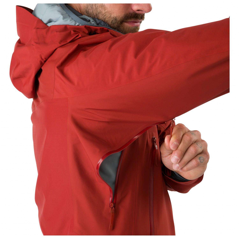 Arc Teryx Beta Sl Hybrid Jacket Regenjacke Herren