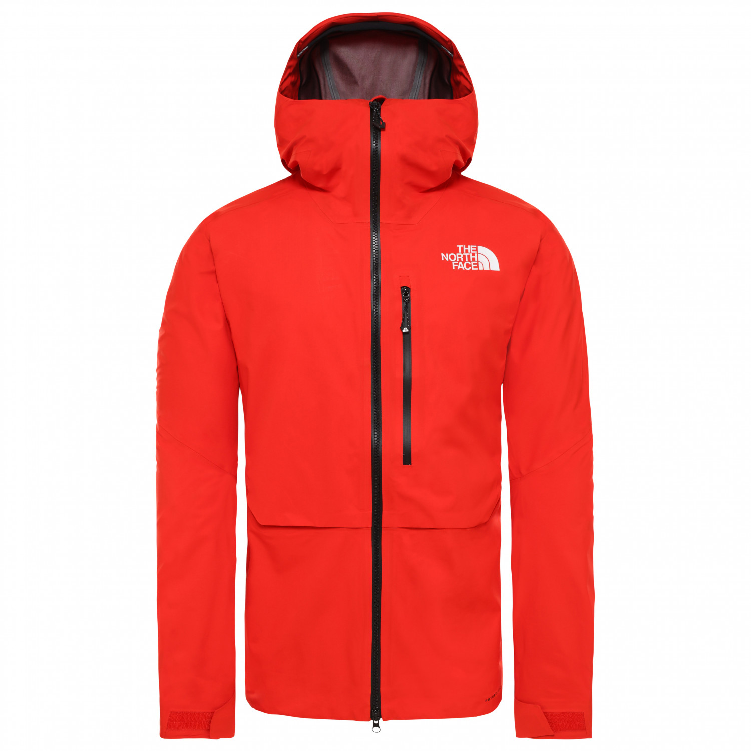 The North Face Summit L5 LT Jacket Regenjacke Fiery Red | S